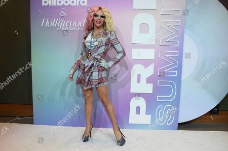 Willam Belli attends Billboard and THR's Pride Summit, in West Hollywood, Calif