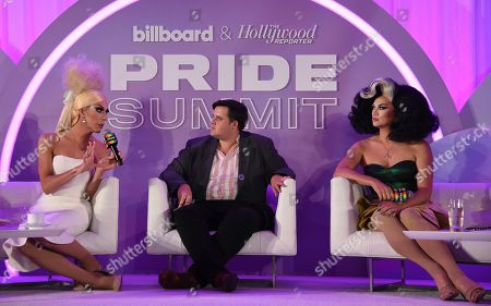 Editorial picture of Billboard and THR's Pride Summit, West Hollywood, USA - 08 Aug 2019