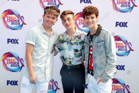 Editorial picture of Teen Choice Awards, Arrivals, Los Angeles, USA - 11 Aug 2019
