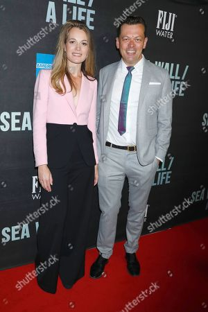 Carrie Cracknell, director and Simon Stephens, playwright