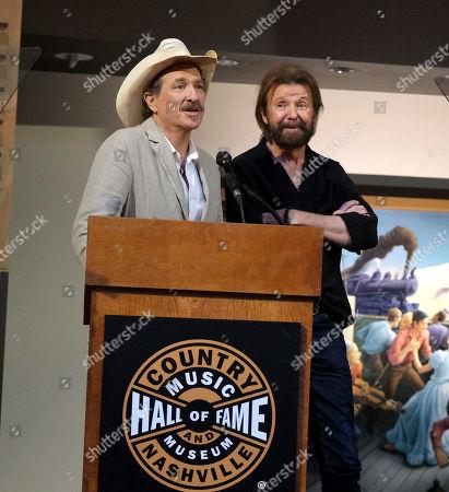 Stock Photo of Kix Brooks and Ronnie Dunn