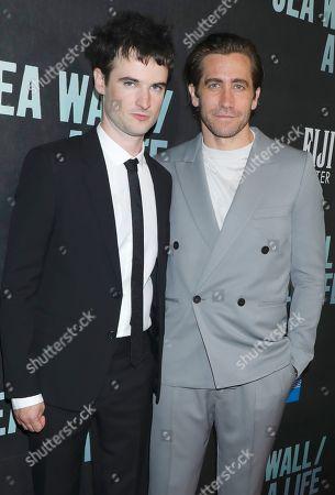Tom Sturridge and Jake Gyllenhaal