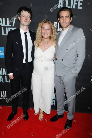 Editorial picture of 'Sea Wall / A Life' Broadway play opening night, After Party, New York, USA - 08 Aug 2019