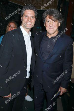 Tom Kitt and Cameron Crowe