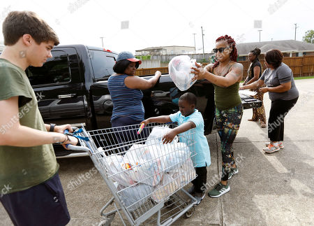 Editorial image of Immigration Food Plant Raids, Forest, USA - 08 Aug 2019