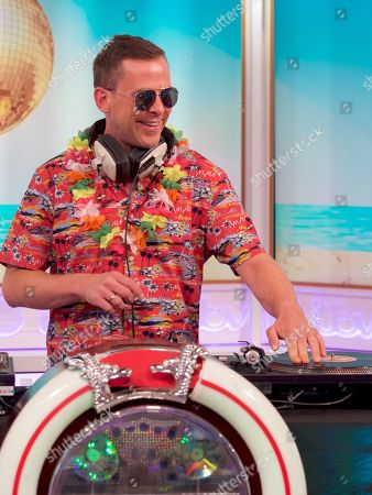 Editorial image of 'Good Morning Britain' TV show, London, UK - 09 Aug 2019