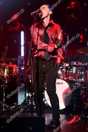Editorial image of Meltdown Festival, Day 7, The Royal Festival Hall, London, UK - 09 Aug 2019