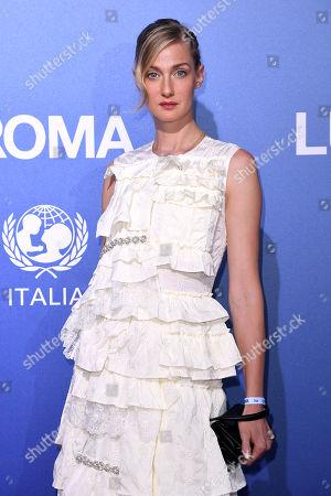 Editorial photo of UNICEF Summer Gala presented by LuisaViaRoma, Porto Cervo, Sardinia, Italy - 09 Aug 2019