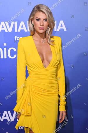 Stock Picture of Charlotte McKinney