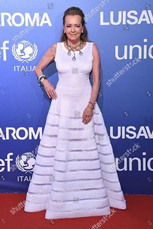 Editorial image of UNICEF Summer Gala presented by LuisaViaRoma, Porto Cervo, Sardinia, Italy - 09 Aug 2019
