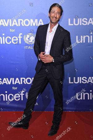 Stock Image of Adrien Brody