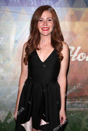 Stock Photo of Haley Finnegan
