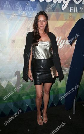 Stock Photo of Rachelle Goulding