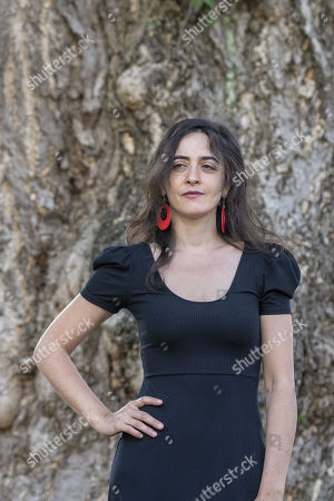 Stock Picture of French director Nadege Trebal poses during the photocall for the film 'Douze mille' at the 72nd Locarno International Film Festival, in Locarno, Switzerland, 09 August 2019. The Festival del film Locarno runs from 07 to 17 August.