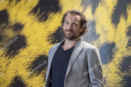 Arieh Worthalter poses during the photocall for the film 'Douze mille' at the 72nd Locarno International Film Festival, in Locarno, Switzerland, 09 August 2019. The Festival del film Locarno runs from 07 to 17 August.