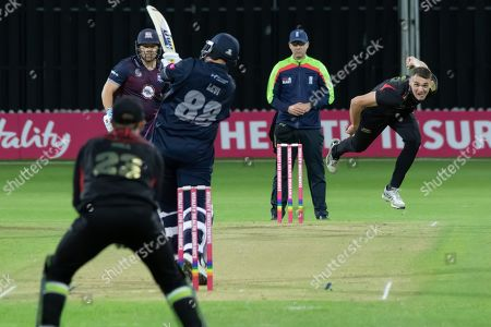 Editorial picture of Leicestershire County Cricket Club v Northamptonshire County Cricket Club, Vitality T20 Blast North Group - 09 Aug 2019