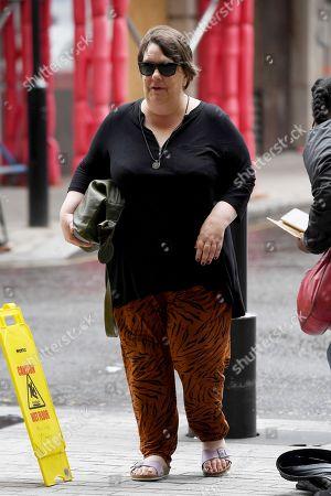 Stock Photo of Kathy Burke
