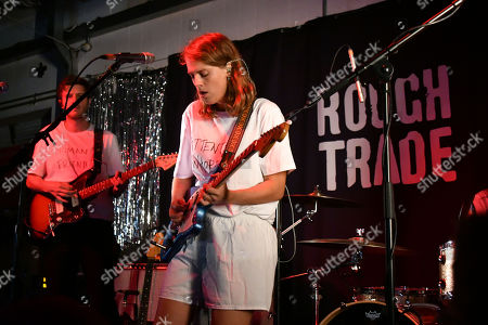Editorial picture of Marika Hackman in concert at Rough Trade East, London, UK - 09 Aug 2019