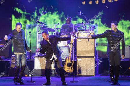 The Jacksons - Jackie Jackson, Marlon Jackson, Jermaine Jackson