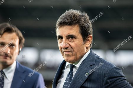 Urbano Cairo the president of Torino FC and Cairo Editore