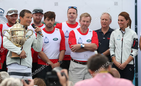 Editorial photo of King's Cup Sailing Regatta, Cowes, Isle of Wight, UK - 08 Aug 2019