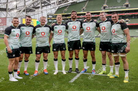 Editorial picture of Guinness Summer Series, Aviva Stadium, Dublin  - 10 Aug 2019