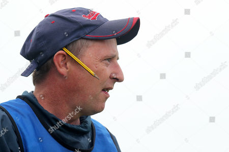 10/8/2019. Roscommon vs Limerick. Limerick manager Kevin Connolly