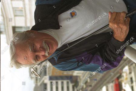 Howard Keel - Actor - 1995 157 5096 1631 0362 Dm 3/10/95 -1 Barham Howard Keel