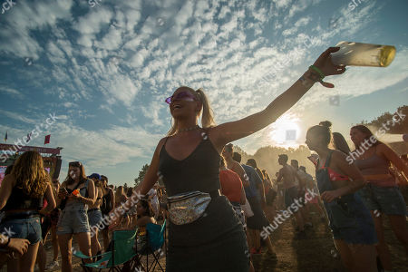 Sziget Festival Day 4 Stock Photos (Exclusive) | Shutterstock