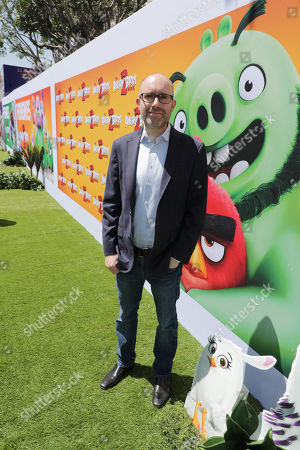 John Cohen, Producer, at the Premiere of Columbia Pictures and Rovio Animations 'The Angry Birds Movie 2' at Regency Village Theatre, in theaters Tuesday, August 13'