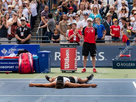 Rogers Cup, Toronto, Day 7