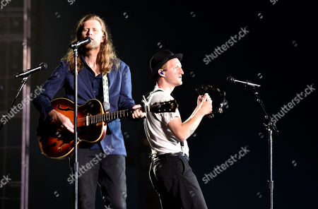 The Lumineers - Wesley Schultz and Jeremiah Fraites