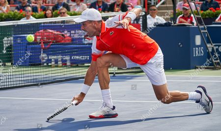 Rogers Cup, Montreal, Day 6
