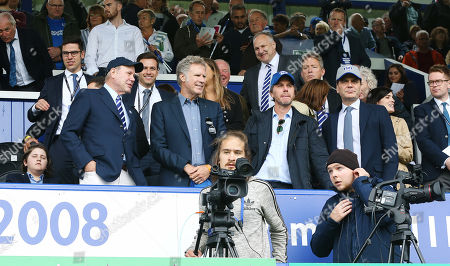 Editorial picture of Portsmouth v Tranmere Rovers, Football League One, Prenton Park, Birkenhead, UK - 10 Aug 2019