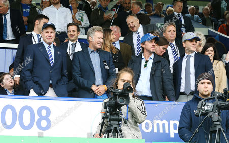 Editorial image of Portsmouth v Tranmere Rovers, Football League One, Prenton Park, Birkenhead, UK - 10 Aug 2019