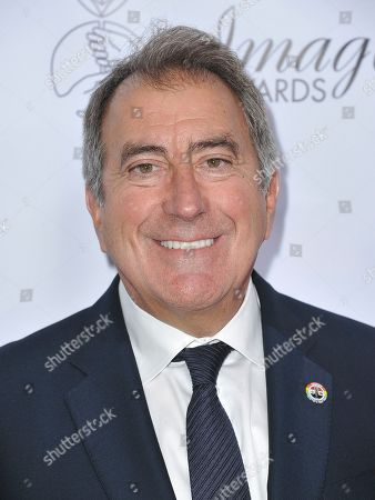 Kenny Ortega arrives at the 34th annual Imagen Awards, at the Beverly Wilshire Hotel in Beverly Hills, Calif