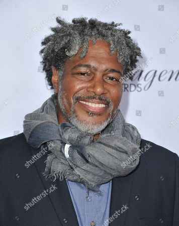 Ali LeRoi arrives at the 34th annual Imagen Awards, at the Beverly Wilshire Hotel in Beverly Hills, Calif