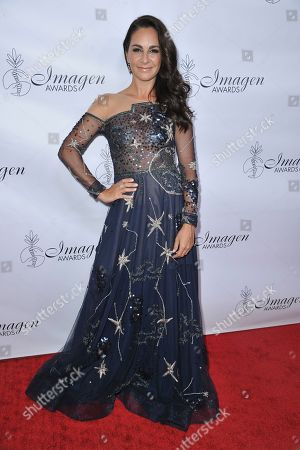 Editorial photo of 34th Annual Imagen Awards, Beverly Hills, USA - 10 Aug 2019