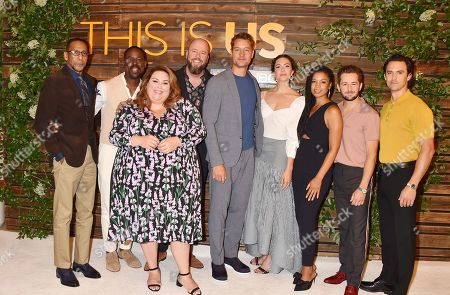 Ron Cephas Jones, Sterling K. Brown, Chrissy Metz, Chris Sullivan, Justin Hartley, Mandy Moore, Susan Kelechi Watson, Michael Angarano and Milo Ventimiglia