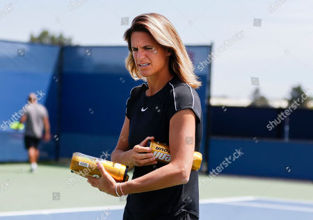 Editorial picture of Western and Southern Tennis Open, Lindner Family Tennis Center, Cincinnati, Mason, Ohio, USA, 10th August 2019