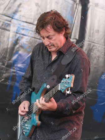 Martin Barre Band - Alan Thomson