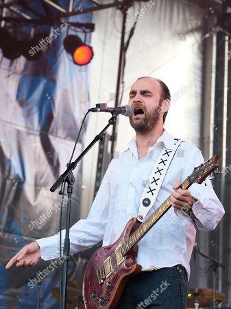 Martin Barre Band - Dan Crisp
