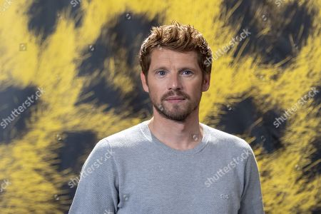 Pierre Deladonchamps poses during the photocall for the film 'Notre Dame' at the 72nd Locarno International Film Festival, in Locarno, Switzerland, 11 August 2019. The Festival del film Locarno runs from 07 to 17 August.