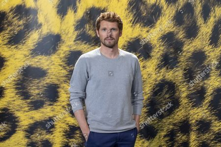 Stock Image of Pierre Deladonchamps poses during the photocall for the film 'Notre Dame' at the 72nd Locarno International Film Festival, in Locarno, Switzerland, 11 August 2019. The Festival del film Locarno runs from 07 to 17 August.