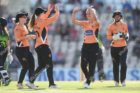 Editorial image of Southern Vipers v Western Storm, Women's Cricket Super League - 11 Aug 2019