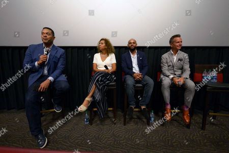 Editorial photo of 'The Ride' post screening Q&A, Miami, USA - 10 Aug 2019