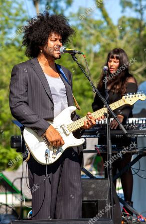 Stock Picture of Twin Shadow - George Lewis Jr.