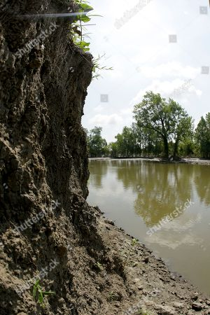 Levee Breaches Stock Pictures, Editorial Images and Stock