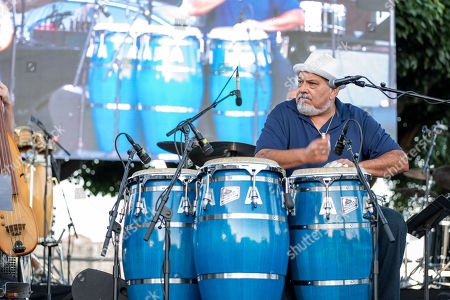 Editorial image of 32nd Annual Long Beach Jazz Festival, Los Angeles, USA - 10 Aug 2019