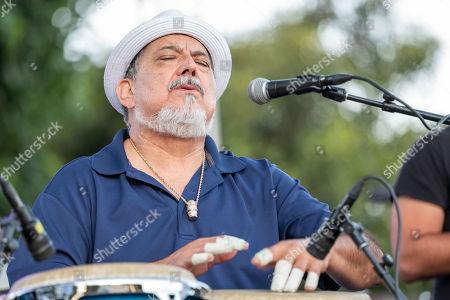 Stock Picture of Poncho Sanchez
